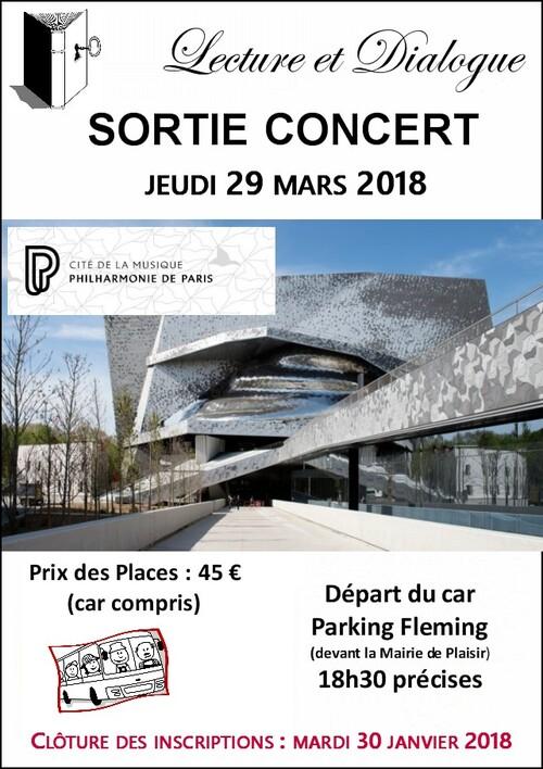 Concert symphonique -
