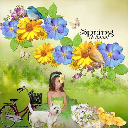 Kit C'est le printemps