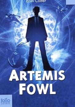 Couverture : Artemis Fowl, Tome 1 : Artemis Fowl