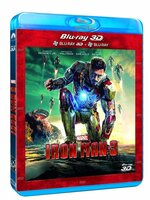 [Blu-ray 3D] Iron Man 3