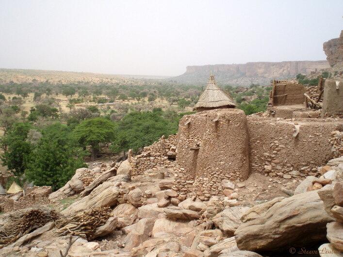 La Falaises de Bandiagara