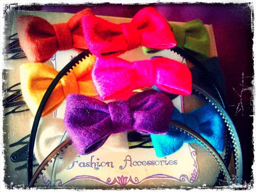 """Collection """"Vintage Grrrl"""", accessoires amovibles"""