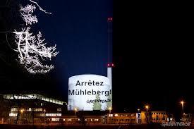 Barrage Wohlensee et Centrale nucléaire de Mühleberg