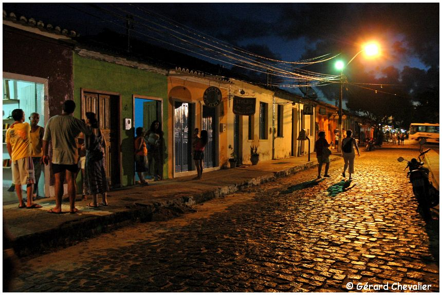 Arraial d'Ajuda - Bahia (Brésil)