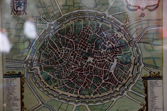 Bruges en début d'automne