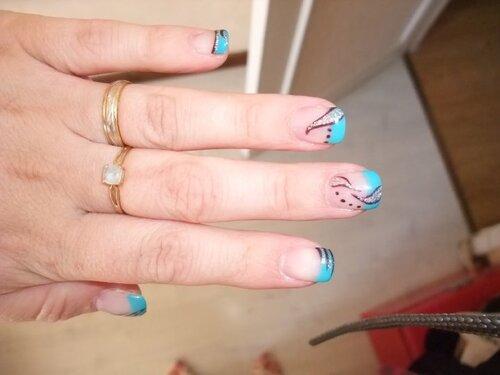 Nail art réalisé en 2011
