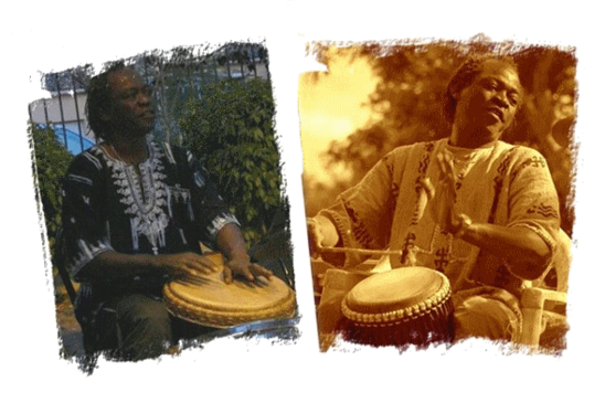 ★ Stages Percussions / Djembé & Sabar