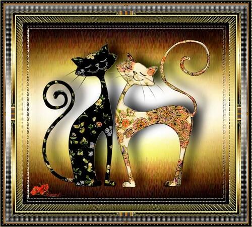 Les Cats!
