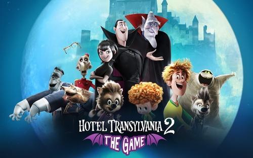 """#25 Une nuit à """"l'hôtel transylvania 2"""""""