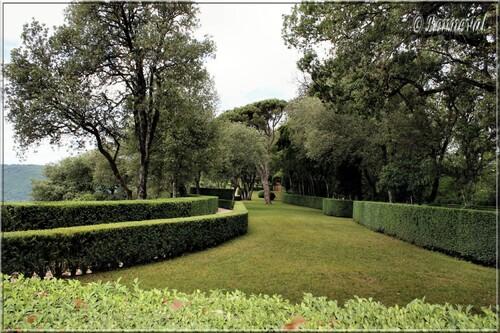 Les Jardins Suspendus de Marqueyssac Dordogne l'Esplanade