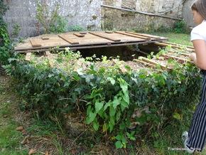 VUE  Château de la Blanchardais - le puits