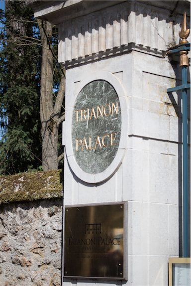 Escapade parisienne : Jardin du Château de Versailles