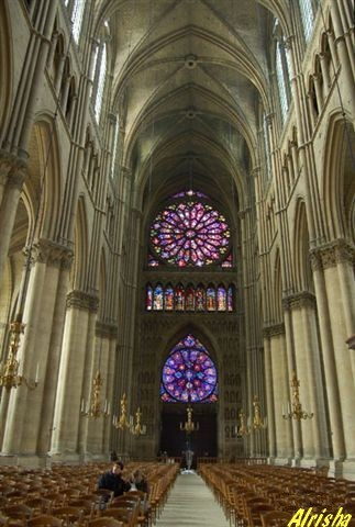 Champagne-Ardenne Marne Reims cathedrale 02