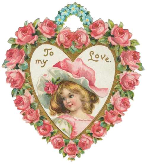 10 Gifs et Images de St-Valentin