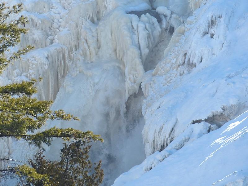 L'hiver au Québec…