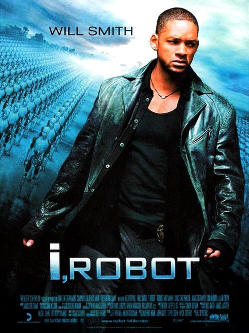 I ROBOT BOX OFFICE FRANCE 2004