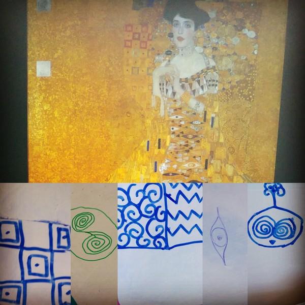 Mes exemples de parcours artistiques au CE2