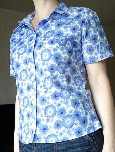Coudre ma 2ème chemise du livre de Clémentine Lubin