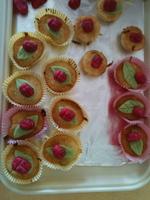 Les cupcakes coccinelles !