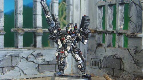 Sniper 40k imérium