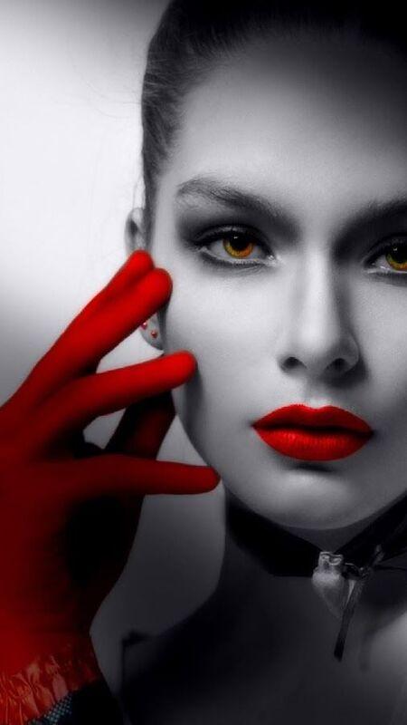 En noir & rouge