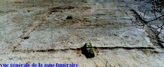 zone funeraire