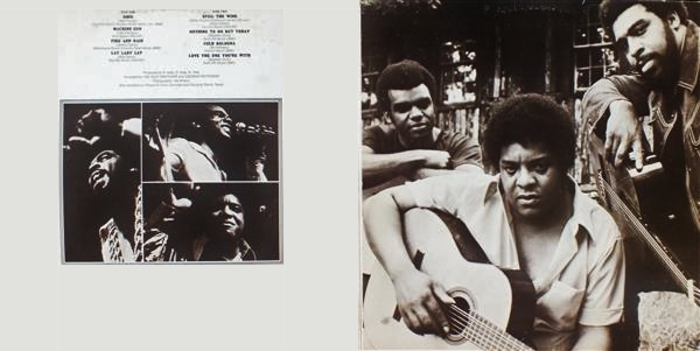 """The Isley Brothers : Album """" Givin' It Back """" T-Neck Records TNS 3008 [ US ]"""