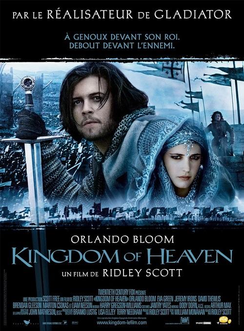 KINGDOM OF HEAVEN BOX OFFICE FRANCE 2005