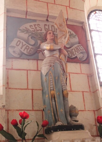 9 St Sulpice à Oyré (14)