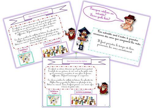 Maria Montessori et la lecture