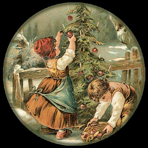 Noël vintage