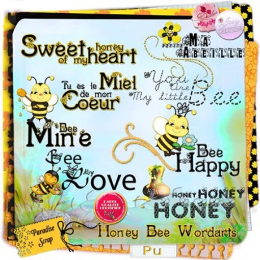 kit Honey Bee