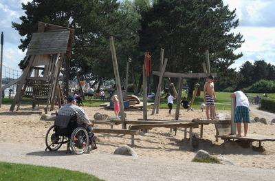 L'Allemagne a-t-elle de bons espaces de jeux pour les enfants ?