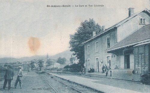 Thoré (cartes postales)