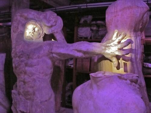 expo Bourdelle mai Lévêque moules Montauban
