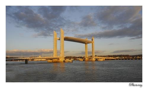 Le pont Chaban Delmas