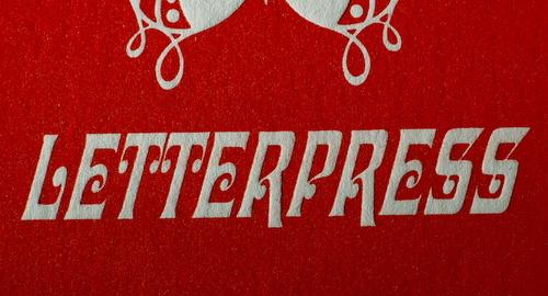 carte letterpress 2