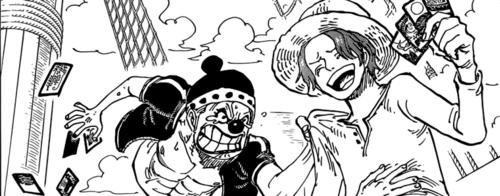 One Piece Chapitre 862 en Version Française