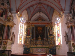 Sizun - Eglise St Sulian