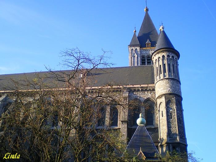 Belgique: Eglise d'Etterbeek -02