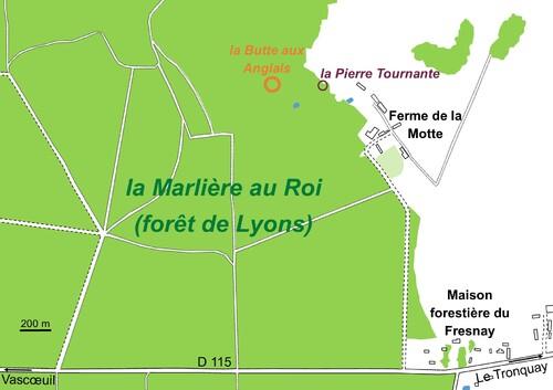 LES REMPARTS DU TRONQUAY (Eure)