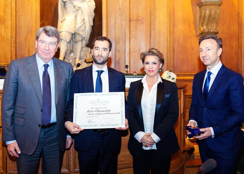 """Prix """"Fondation Stéphane Bern pour l'Histoire et le Patrimoine - Institut de France"""""""