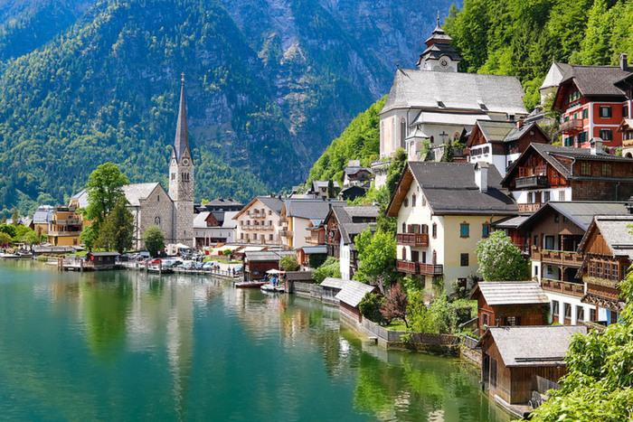 Photos de Hallstatt Autriche