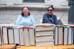 12e salon du livre d'expression populaire et de critique sociale (Arras, 1er mai)