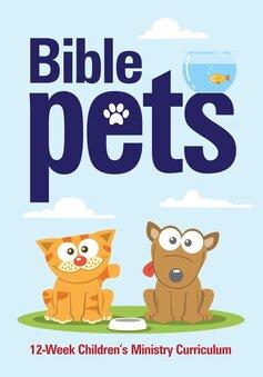 Programme de 12 semaines du ministère des enfants Bible Pets