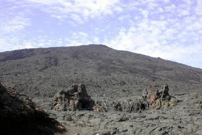 Volcan : sismicité profonde sous le piton de la Fournaise