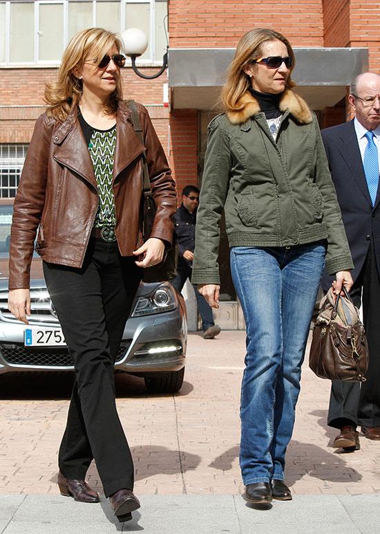 Sofia, Elena et Cristina