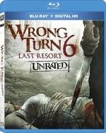 [Blu-ray] Détour mortel 6 : Last Resort