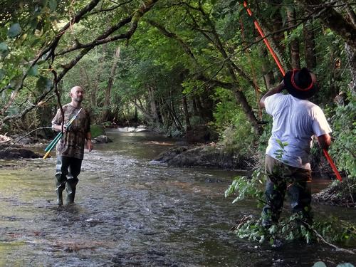 l'Association de Défense du Trinquelin et des rivières du Morvan