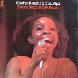 Gladys Knight & The Pips - Every Beat Of My Heart - Complete LP
